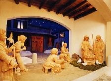Presepi di Natale a Terni e provincia Foto
