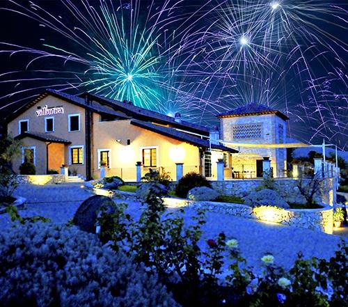 Capodanno Ristorante Vallantica San Gemini Terni Foto